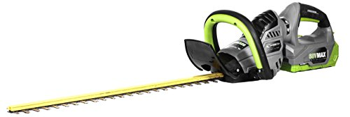 Earthwise-LHT15824-Dual-Action-24-Inch-Blade-58-Volt-Cordless-Hedge-Trimmer-2Ah-Battery-Charger-Included-0