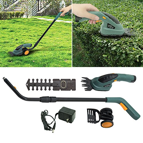 Grass-Shear-Hedge-Trimmer-Cordless-36V-Lawn-Mower-Yard-Garden-Electric-2-In-1-US-Stock-0-1