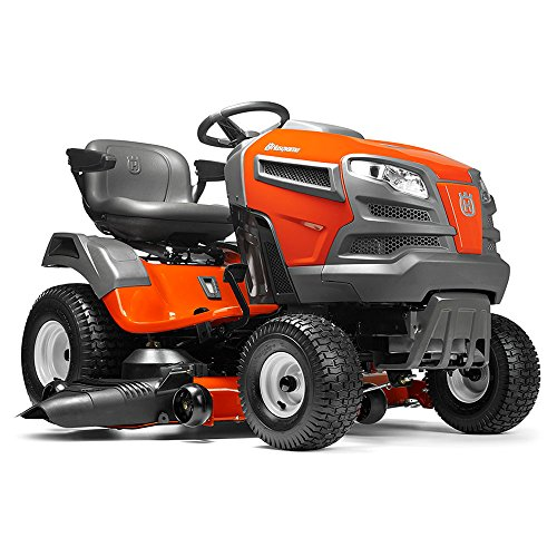 Husqvarna-YTA24V48-24V-Fast-Continuously-Variable-Transmission-Pedal-Tractor-Mower-48Twin-0