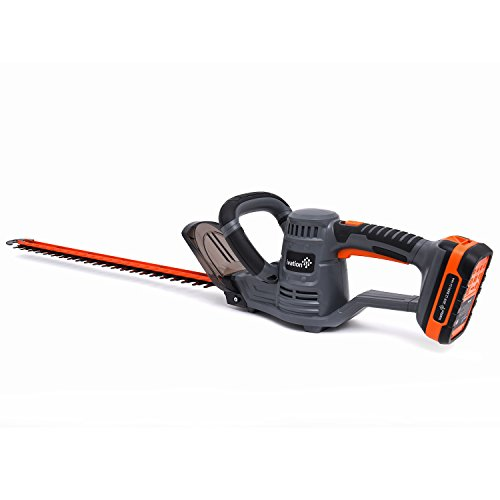 Ivation-20V-Cordless-22-Hedge-Trimmer–Includes-Battery-Pack-with-Charger-for-Easy-Cord-Free-Hedge-Trimming–Dual-Action-Blades-0