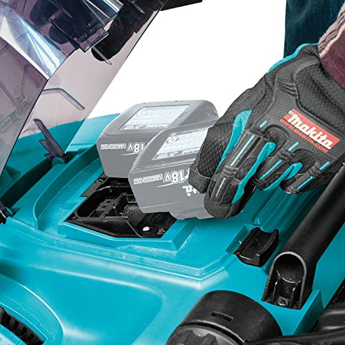 Makita-XML02PTX1-18V-X2-36V-LXT-Lithium-Ion-Cordless-17-Lawn-Mower-Kit-50Ah-and-Brushless-Angle-Grinder-0-1