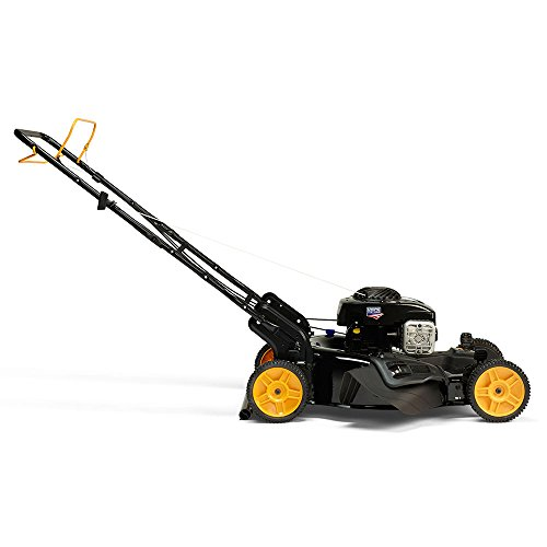 Poulan-Pro-961220037-PR500Y22P-Briggs-500E-Side-DischargeMulch-2-in-1-Lawnmower-with-22-Inch-Deck-0-1