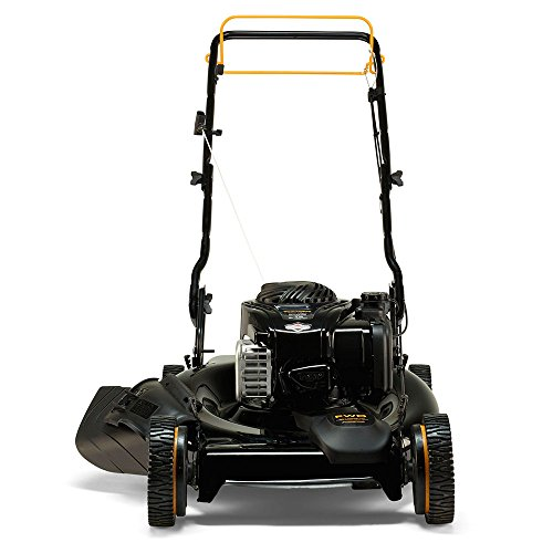 Poulan-Pro-961220037-PR500Y22P-Briggs-500E-Side-DischargeMulch-2-in-1-Lawnmower-with-22-Inch-Deck-0-2