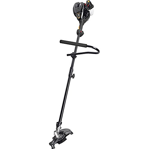 Poulan-Pro-967105501-25cc-2-Stroke-Gas-Powered-Straight-Shaft-TrimmerBrushcutter-Combo-0-2