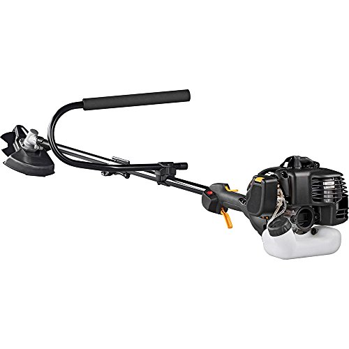 Poulan-Pro-967105501-25cc-2-Stroke-Gas-Powered-Straight-Shaft-TrimmerBrushcutter-Combo-0