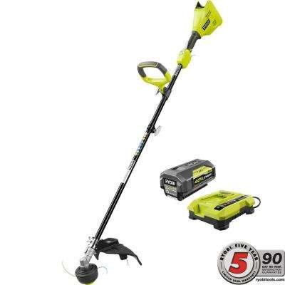 Ryobi-40-Volt-Lithium-Ion-Brushless-Electric-Cordless-Attachment-Capable-String-Trimmer-30-Ah-Battery-and-Charger-Included-0