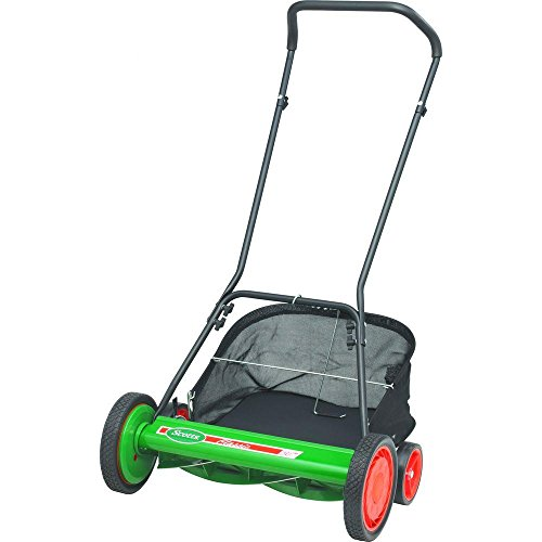 Scotts-20-in-Manual-Walk-Behind-Reel-Mower-with-Grass-Catcher-Sharpening-Kit-0