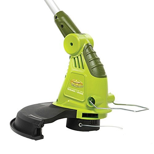 Sun-Joe-13-inch-Corded-Electric-Grass-TrimmerEdger-in-Green-0-0