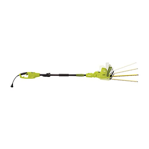 Sun-Joe-SJH904E-Multi-Angle-Telescoping-Convertible-Electric-Pole-Hedge-Trimmer-19-Inch-45-Amp-0-0