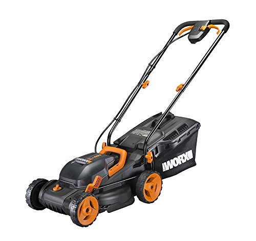 Worx-WG779-40V-40AH-Cordless-14-Lawn-Mower-with-Mulching-Capabilities-and-Intellicut-Dual-Charger-2-Batteries-0