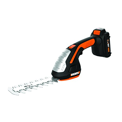 Worx-WG801-Lithium-Ion-Shear-Shrubber-Trimmer-Black-and-Orange-0