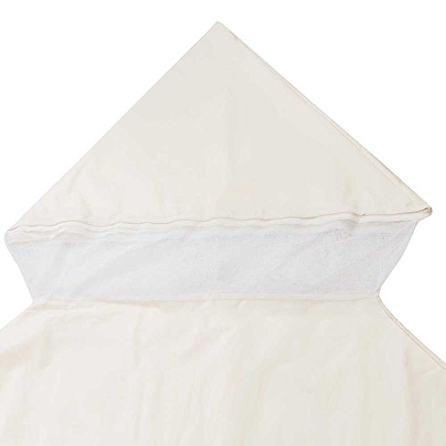 10-x-10-ft-Gazebo-Top-Replacement-with-Side-Screen-Netting-Ivory-White-by-Newleaf-0-1