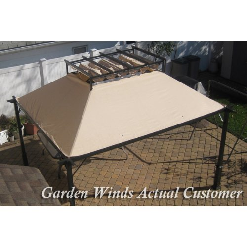10-x-12-Outdoor-Patio-Gazebo-Replacement-Canopy-RipLock-350-0-0