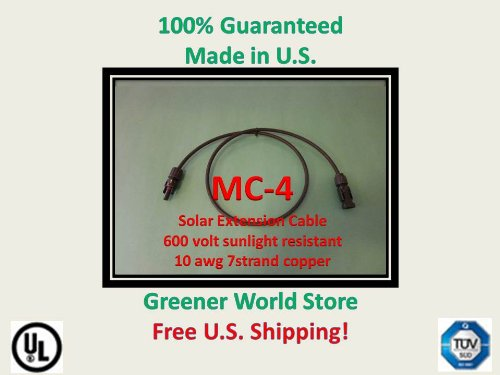 100-Foot-Mc4-Solar-Cable-for-Photovoltaic-Solar-Panels-Solar-Cable-Mc4-Solar-Connector-Cable-100-Feet-Long-and-Mc4-Connectors-At-Each-End-0