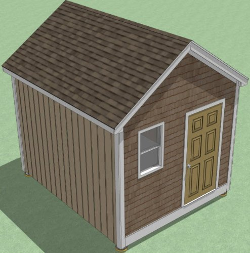 10×12-Shed-Plans-How-To-Build-Guide-Step-By-Step-Garden-Utility-Storage-by-ShedPlans4u-0
