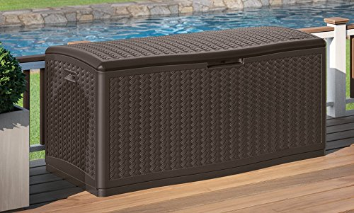 124-Gallon-Resin-Deck-Box-Durable-and-Long-Lasting-Double-Wall-Resin-Construction-Lockable-Piston-Closure-Weather-Resistant-Provides-Ample-Storage-for-Any-Outdoor-Space-Java-Color-0-0