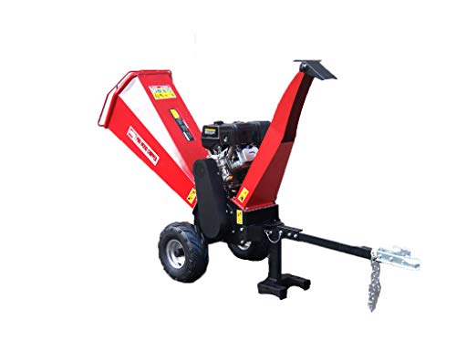 15HP-Gasoline-Powered-Wood-Chipper-Shredder-Mulcher-with-Electric-Start-0