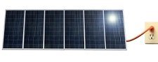 15KW-PluggedSolar-with-1500Watt-Crystalline-Solar-Panels-and-Micro-Grid-Tie-Inverter-Plug-into-Wall-120V-or-240V-AC-Outlet-Utility-Approved-Micro-Grid-Tie-Inverter-UL-1741-Breakthough-in-Solar-30-Perc-0-0