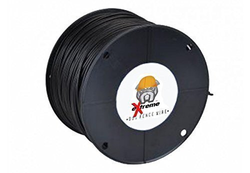 16-Gauge-2000-Foot-Continuous-Spool-eXtreme-Dog-Fence-Brand-Electric-in-Ground-Dog-Fence-Wire-0-0