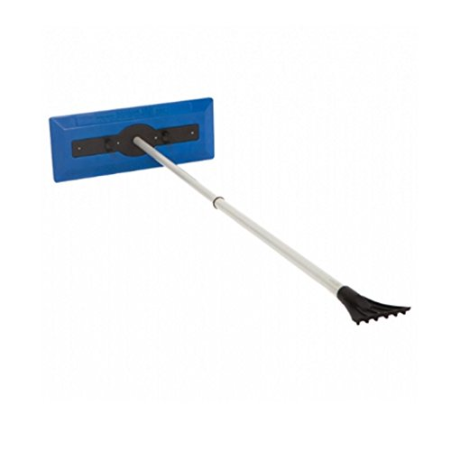 2-Snow-Joe-Car-Windshield-Ice-Scraper-Telescoping-Foam-Snow-Tool-Brooms-18-InchTelescoping-Pole-Extends-From-30-To-49-Inches-0-2