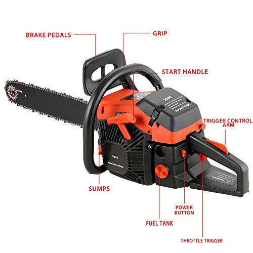 20-Inch-585962-CC-34HP-2-Cycle-Gas-Powered-Chain-SawGas-Chainsaw-with-Bar-Cover-Tool-Kit-Fuel-Mixing-Bottle-and-Black-Carrying-Bag-0-1