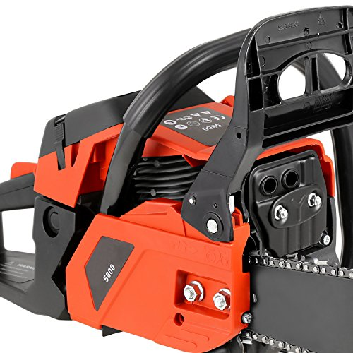 20-Inch-585962-CC-34HP-2-Cycle-Gas-Powered-Chain-SawGas-Chainsaw-with-Bar-Cover-Tool-Kit-Fuel-Mixing-Bottle-and-Black-Carrying-Bag-0-2