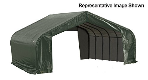 22x28x13-Peak-Style-Shelter-Green-Cover-0