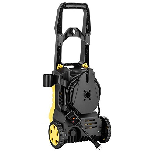 3000-PSI-17GPM-Electric-High-Pressure-Washer-wPower-Hose-Nozzle-Gun-5-Quick-Connect-Spray-Tips-and-Metal-Rod-US-STOCK-Yellow-0-2