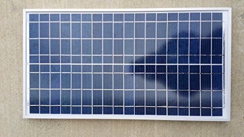 35W-Watt-Poly-Solar-Panel-Off-Grid-2266V-RV-Boat-Battery-Charger-0