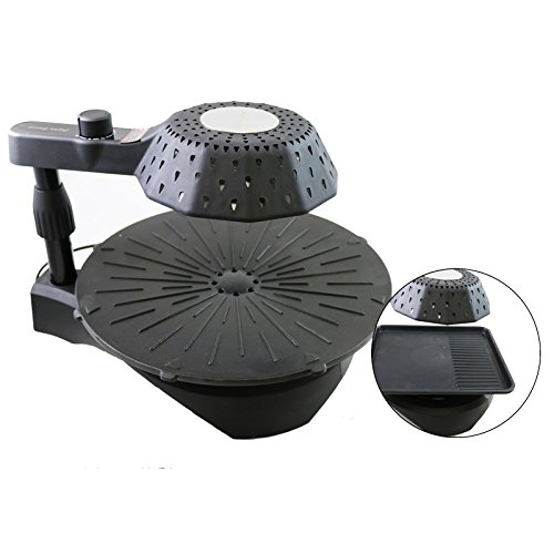 3D-smokeless-electric-grill-infrared-heat-grill-for-home-BBQ-Indoor-Non-stick-Pan-0