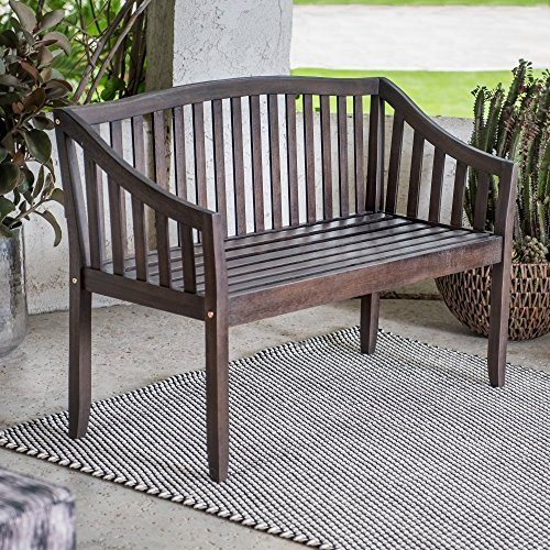 4-Foot-Dark-Brown-Finish-Eucalyptus-Wood-Curved-Back-Garden-Bench-Park-Bench-Outdoor-Patio-Furniture-0