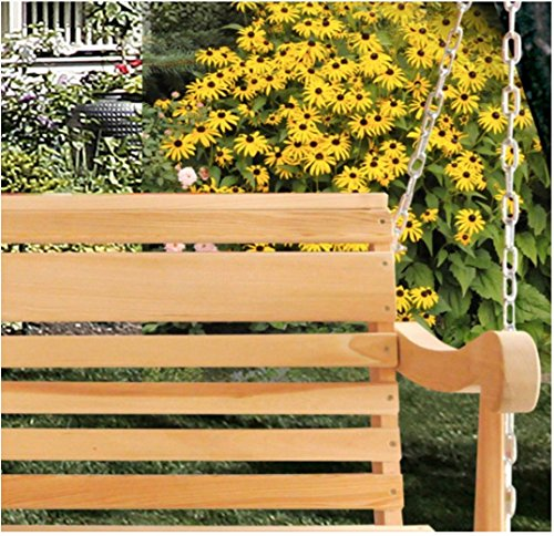 5-Ft-LOUISIANA-CYPRESS-PORCH-SWING-Scandinavian-Grandpa-Style-MADE-from-Hand-selected-Rot-resistant-CYPRESS-WOOD-Chains-Included-0-0