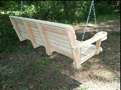 5-Ft-USA-Made-Cypress-Roll-Back-Porch-Swing-with-Swing-mate-Comfort-Springs-and-Cup-Holder-Arm-and-Stainless-Steel-Hardware-Upgrade-0-0