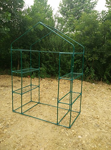 57-x-57-x-77-Portable-Mini-Walk-In-Outdoor-2-Tier-8-Shelves-Greenhouse-0-1