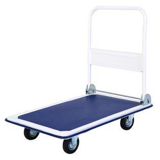 660lbs-Platform-Cart-Dolly-Folding-Foldable-Moving-Warehouse-Push-Hand-Truck-New-0-0