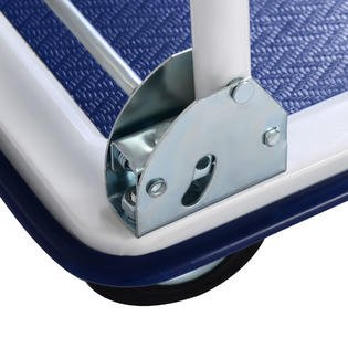 660lbs-Platform-Cart-Dolly-Folding-Foldable-Moving-Warehouse-Push-Hand-Truck-New-0-2