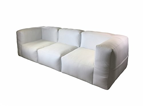 85-Large-White-Rectangular-Inflatable-Sectioned-Indoor-and-Outdoor-Patio-Sofa-0