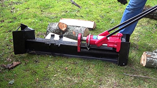9TRADING-10-Ton-Hydraulic-Log-Splitter-Wood-Cutter-Heavy-Duty-Firewood-Kindling-Manual-Free-Tax-Delivered-Within-10-Days-0-0