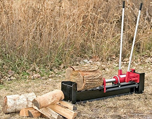 9TRADING-10-Ton-Hydraulic-Log-Splitter-Wood-Cutter-Heavy-Duty-Firewood-Kindling-Manual-Free-Tax-Delivered-Within-10-Days-0