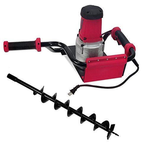 9TRADING-16-HP-Electric-Post-Hole-Digger-1200-Watt-Motor-with-4-Inch-Auger-Drill-Bit-New-Free-Tax-Delivered-Within-10-Days-0-0