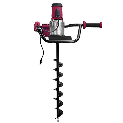 9TRADING-16-HP-Electric-Post-Hole-Digger-1200-Watt-Motor-with-4-Inch-Auger-Drill-Bit-New-Free-Tax-Delivered-Within-10-Days-0