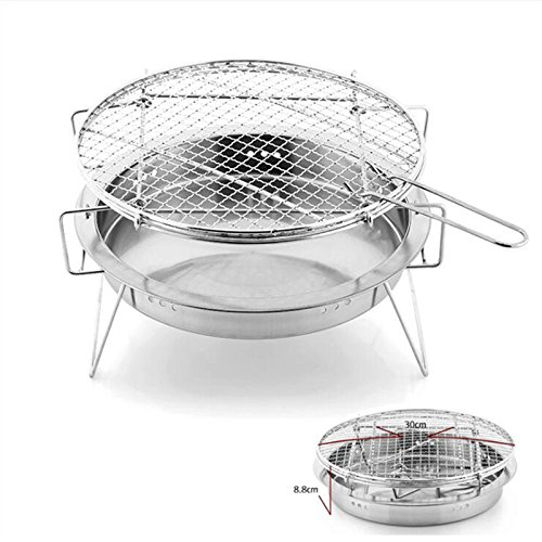 ADSRO-Removable-Oven-Grill-Barbecue-Table-Portable-Barbecue-Tool-Kit-Outdoor-Cooking-Camping-Hiking-Picnic-Bag-or-any-Outdoor-Activity-0