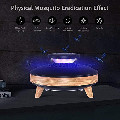 ADan-Bug-Zapper-Flying-Insects-Killer-Electronic-Mosquito-Trap-Lamp-USB-Powered-Suction-Fan-Inhaler-With-365Nm-NV-Lights-Intelligent-Sensor-For-IndoorOutdoorOffice-0-0