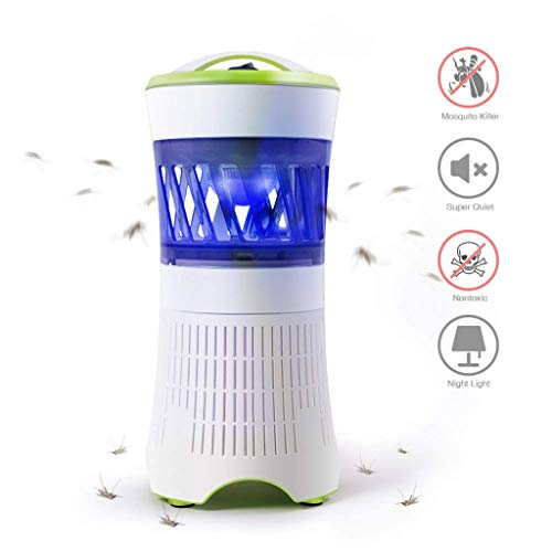 ADan-Bug-Zapper-Indoor-2-In-1-Night-Light-Mosquitoes-Fly-Pest-Catcher-Electric-Mosquito-Killer-Lamp-Nontoxic-LED-UV-Light-Trap-USB-Powered-0