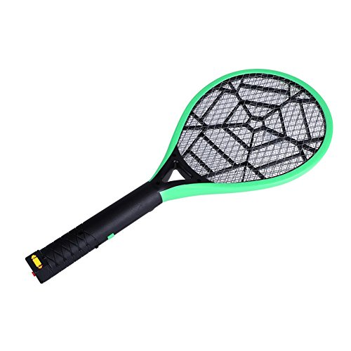 Acogedor-Bug-Zapper-Rechargeable-Electric-Fly-SwatterFly-KillerInsects-KillerMosquito-Zapper-against-FliesBugsBees-and-Other-Pest-0-0