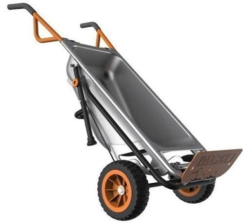 AlekShop-Multipurpose-cart-Wheelbarrow-Yard-Courtyard-Garden-Transport-Heavy-Duty-Cart-8-in-1-Multi-Function-0