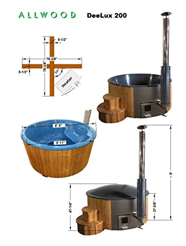 Allwood-Wood-Fired-hot-tub-Model-200-DeeLux-0-1