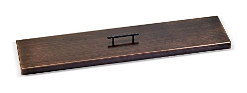 American-Fireglass-Linear-Oil-Rubbed-Bronze-Fire-Pit-Cover-0