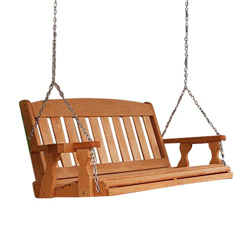 Amish-Heavy-Duty-800-Lb-Mission-4ft-Treated-Porch-Swing-With-Cupholders-Cedar-Stain-0
