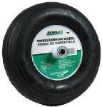 Arnold-Contractor-Wheelbarrow-Replacement-Wheel-400-X-6-Pneumatic-14-Dia-0